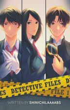 DETECTIVE FILES. File 1 (Published under PSICOM) by ShinichiLaaaabs