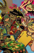 Gorillaz One-Shots by LumaTheCreative