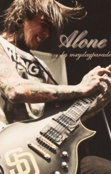 Alone. [Tony Perry]