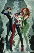 As Sereias de Gotham by luanhenrique_alves