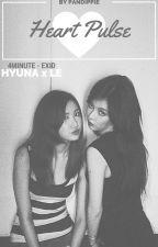 Heart Pulse    Hyuna (4Minute) & LE (EXID) by Pandippie