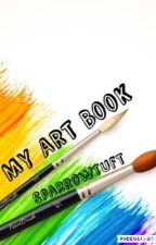 My art book by Sparrowtuft