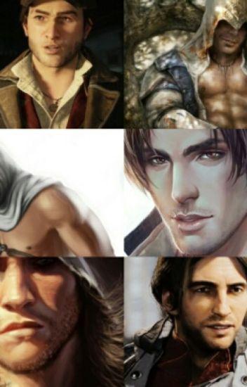 Assassin S Creed X Reader Charlotte Black Wattpad