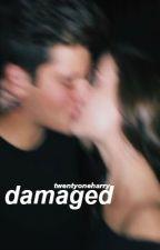 damaged ✧ teen by flexingilinsky