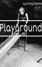 Playground || m.g.c by surrealhemmo
