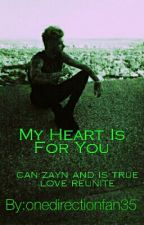 My Heart Is For You by onedirectionfan35
