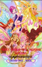 winx club and the rainbow mystery (Currently being edited) by kittycatlover23