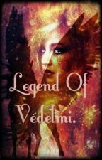 Legend Of Védelmi by Winged_Duet