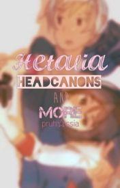 Hetalia headcannons and more! by -Japanana