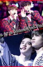 Love is a beautiful pain by Eingyinkaisoo