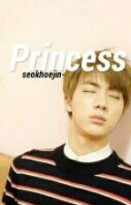 Princess 》Jin by seokhoejin-