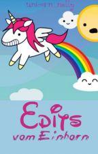 Edits vom Einhorn by unicorn_nelly