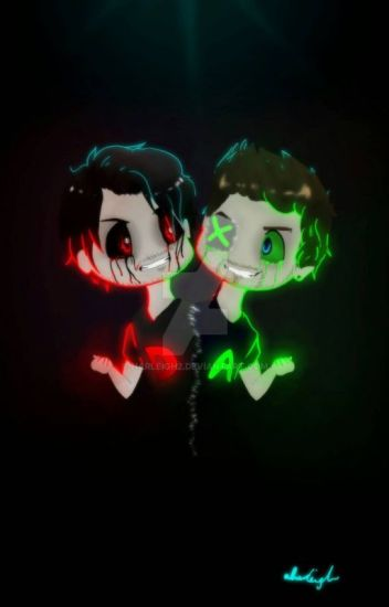 Opposites Attract: «Danti And Septiplier»