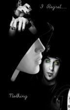 I regret nothing! (unedited) Avenged sevenfold (Zacky V) by firefly88