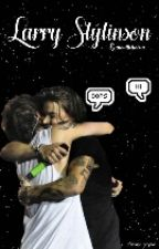 Larry Stylinson by danouillehoran