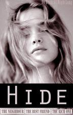 Hide #JustWriteIt by readsallnightlong