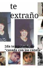 """Te Extraño""  (J.C Y Tu) by CarmenGomez3"