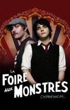 La Foire Aux Monstres (Frerard) by chubbypinkgee