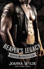 Reaper's Legacy MC - Livro 2 by MonaViera