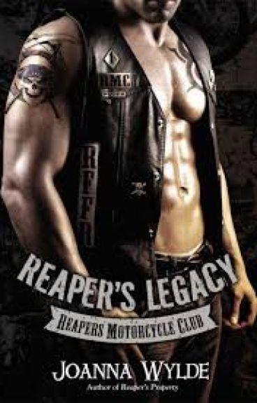 Reaper's Legacy MC - Livro 2