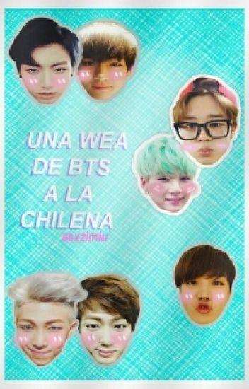 Una weá de BTS a la chilena