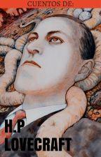 Cuentos de H.P Lovecraft by Le_Montiel