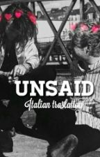 Unsaid→narry (italian traslation) by hxrrysmemoriesxx