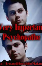[STEREK] V.I.P Very Important Psychopathe by SteelClaws