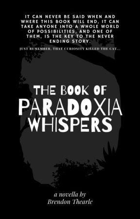 The Book Of Paradoxia Whispers The Book Of Paradoxia Whispers