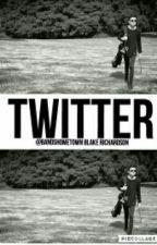 Twitter » Blake Richardson  by bandshometown
