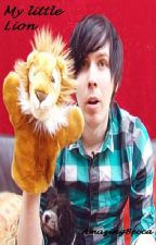 My little lion (Dan and Phil) by AmazingBecca