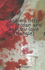 jashin's little girl (hidan and kakuzu love triangle) by Ready-set-write