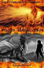 Saga Elementos y Sombras III: Fuego Unificador by AngeloRico6