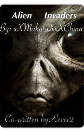 Alien  Invaders by xXMakotoXxX3China