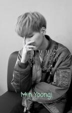 I remember || Min Yoongi || by taehyonce
