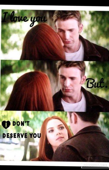 I don't deserve your love (romanogers)