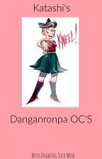 Danganronpa OC'S Book by xXKata-ChanXx