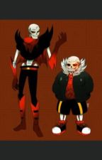 **COMPLETED**Finding Family(Underfell AU) by temoamelia