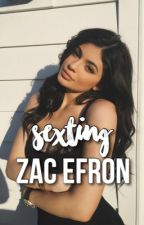 Sexting Zac Efron by -papiwilk
