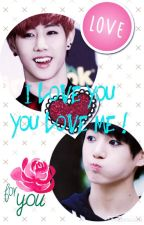 I LOVE YOU, YOU LOVE ME ( MARK TUAN, JUNGKOOK FF) by Alyssaa30