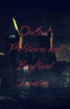 Outlast Preferences and Boyfriend Scenarios by ThatPurpleSlacker