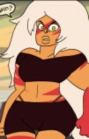 Steven Universe Jasper X Oc by HW_gem_Moonstone
