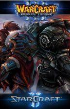 Warcraft y Starcraft: La guerra de mundos by KadhGM