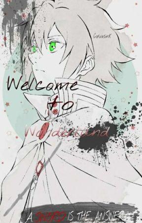 Welcome to Wonderland [ Mikayuu ] by BlueAnime101
