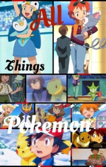 All things Pokemon!