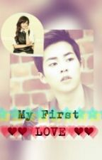 My First Love by Vivi_Kim