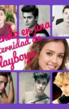 Viviendo En Una Fraternidad De Playboys by mfl_paraiso