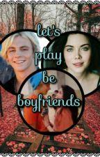 let's play be boyfriends (Ross y Tu) by HoneyRojas
