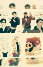 We Bare Bears Scenarios *Humanized!* by StraNgeloveXoXo