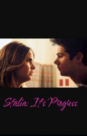 Stalia  It's Progress by MakanaleiKaeo